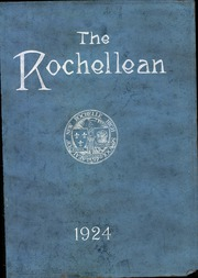 New Rochelle High School - Rochellean Yearbook (New Rochelle, NY) online yearbook collection, 1924 Edition, Cover