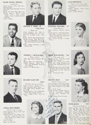 New Rochelle High School - Rochellean Yearbook (New Rochelle, NY) online yearbook collection, 1959 Edition, Page 28 of 194