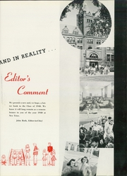 New Trier Township High School - Echoes Yearbook (Winnetka, IL) online yearbook collection, 1940 Edition, Page 9
