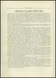 Page 10, 1953 Edition, New Washington High School - Ne Wa Hi Yearbook (New Washington, OH) online yearbook collection