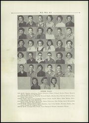 Page 14, 1953 Edition, New Washington High School - Ne Wa Hi Yearbook (New Washington, OH) online yearbook collection