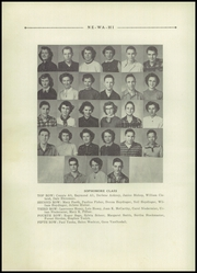 Page 16, 1953 Edition, New Washington High School - Ne Wa Hi Yearbook (New Washington, OH) online yearbook collection