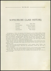 Page 17, 1953 Edition, New Washington High School - Ne Wa Hi Yearbook (New Washington, OH) online yearbook collection