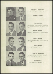 Page 8, 1953 Edition, New Washington High School - Ne Wa Hi Yearbook (New Washington, OH) online yearbook collection
