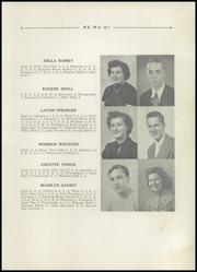 Page 9, 1953 Edition, New Washington High School - Ne Wa Hi Yearbook (New Washington, OH) online yearbook collection