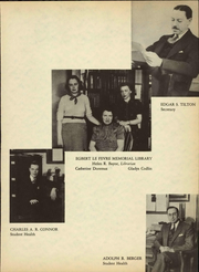 Page 15, 1939 Edition, New York University School of Medicine - Medical Yearbook (New York, NY) online yearbook collection