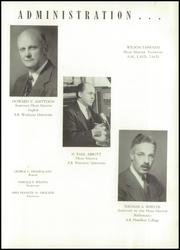 Page 11, 1941 Edition, Newark Academy - Polymnian Yearbook (Livingston, NJ) online yearbook collection