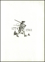 Page 15, 1941 Edition, Newark Academy - Polymnian Yearbook (Livingston, NJ) online yearbook collection