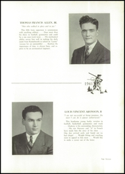 Page 17, 1941 Edition, Newark Academy - Polymnian Yearbook (Livingston, NJ) online yearbook collection