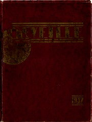 Newark High School - Reveille Yearbook (Newark, OH) online yearbook collection, 1937 Edition, Cover