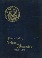 Newark Valley Central High School - Cardinal Yearbook (Newark Valley, NY) online yearbook collection, 1949 Edition, Cover