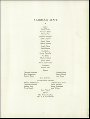 Page 9, 1949 Edition, Newark Valley Central High School - Cardinal Yearbook (Newark Valley, NY) online yearbook collection