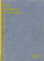 Newburgh Free Academy - Graduate Yearbook (Newburgh, NY) online yearbook collection, 1939 Edition, Cover
