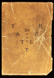 Newcastle High School - Yearbook (Newcastle, WY) online yearbook collection, 1926 Edition, Cover