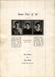 Page 14, 1926 Edition, Newcastle High School - Yearbook (Newcastle, WY) online yearbook collection