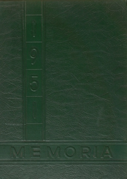 Newfield Central School - Memoria Yearbook (Newfield, NY) online yearbook collection, 1951 Edition, Cover