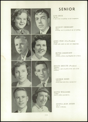 Page 10, 1951 Edition, Newfield Central School - Memoria Yearbook (Newfield, NY) online yearbook collection