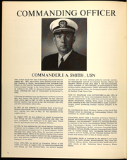 Page 10, 1967 Edition, Newman K Perry (DDR 883) - Naval Cruise Book online yearbook collection