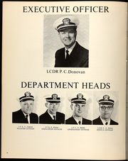 Page 12, 1967 Edition, Newman K Perry (DDR 883) - Naval Cruise Book online yearbook collection