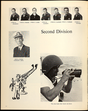 Page 16, 1967 Edition, Newman K Perry (DDR 883) - Naval Cruise Book online yearbook collection