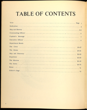 Page 6, 1967 Edition, Newman K Perry (DDR 883) - Naval Cruise Book online yearbook collection