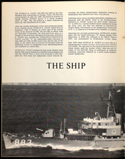Page 8, 1967 Edition, Newman K Perry (DDR 883) - Naval Cruise Book online yearbook collection