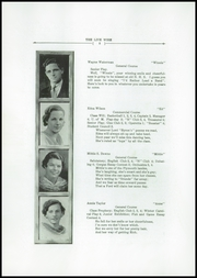 Page 10, 1936 Edition, Newport High School - Live Wire Yearbook (Newport, ME) online yearbook collection