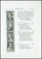 Page 11, 1936 Edition, Newport High School - Live Wire Yearbook (Newport, ME) online yearbook collection