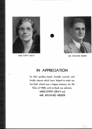 Page 6, 1938 Edition, Newport High School - Newportian Yearbook (Newport, KY) online yearbook collection