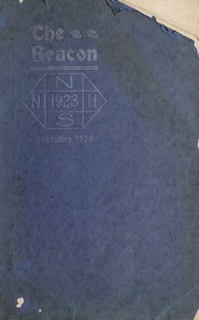 Newport News High School - Anchor Yearbook (Newport News, VA) online yearbook collection, 1923 Edition, Cover