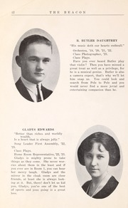 Page 14, 1923 Edition, Newport News High School - Anchor Yearbook (Newport News, VA) online yearbook collection