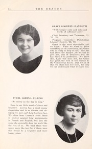 Page 16, 1923 Edition, Newport News High School - Anchor Yearbook (Newport News, VA) online yearbook collection