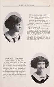 Page 17, 1923 Edition, Newport News High School - Anchor Yearbook (Newport News, VA) online yearbook collection