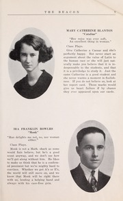 Page 9, 1923 Edition, Newport News High School - Anchor Yearbook (Newport News, VA) online yearbook collection