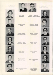 Page 10, 1940 Edition, Newton Conover High School - Cardinal Yearbook (Newton, NC) online yearbook collection