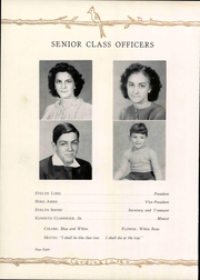 Page 12, 1940 Edition, Newton Conover High School - Cardinal Yearbook (Newton, NC) online yearbook collection