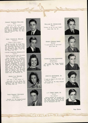Page 15, 1940 Edition, Newton Conover High School - Cardinal Yearbook (Newton, NC) online yearbook collection