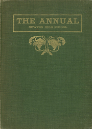Newton High School - Newtonian Yearbook (Newton, MA) online yearbook collection, 1910 Edition, Cover