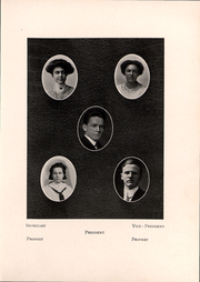 Page 16, 1911 Edition, Newton High School - Newtonian Yearbook (Newton, MA) online yearbook collection