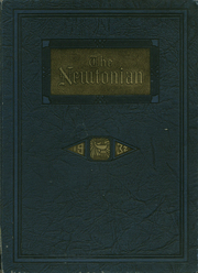 Newton High School - Newtonian Yearbook (Newton, MA) online yearbook collection, 1932 Edition, Cover
