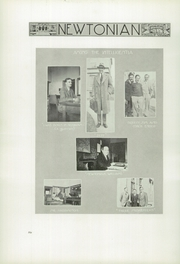 Page 12, 1932 Edition, Newton High School - Newtonian Yearbook (Newton, MA) online yearbook collection