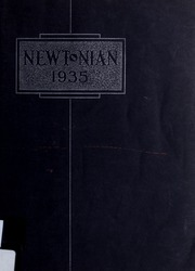 Newton High School - Newtonian Yearbook (Newton, MA) online yearbook collection, 1935 Edition, Cover