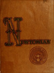 Newton High School - Newtonian Yearbook (Newton, MA) online yearbook collection, 1962 Edition, Cover