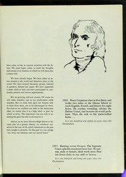 Page 7, 1962 Edition, Newton High School - Newtonian Yearbook (Newton, MA) online yearbook collection