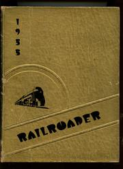 Newton High School - Railroader Yearbook (Newton, KS) online yearbook collection, 1955 Edition, Cover