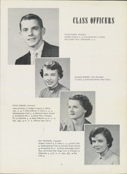 Page 17, 1955 Edition, Newton High School - Railroader Yearbook (Newton, KS) online yearbook collection