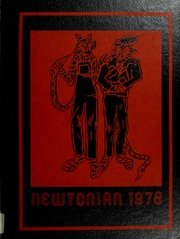 Newton North High School - Newtonian Yearbook (Newton, MA) online yearbook collection, 1978 Edition, Cover