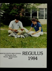 Newton South High School - Regulus Yearbook (Newton, MA) online yearbook collection, 1984 Edition, Page 5