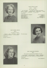 Page 10, 1946 Edition, Newtown High School - Bugle Yearbook (Newtown, CT) online yearbook collection