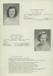Page 14, 1946 Edition, Newtown High School - Bugle Yearbook (Newtown, CT) online yearbook collection